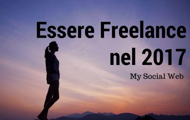 Freelance nel 2017