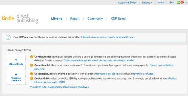 Pubblicare un ebook su Amazon, la guida completa ...