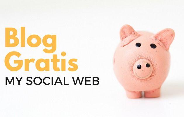 Blog gratis creare