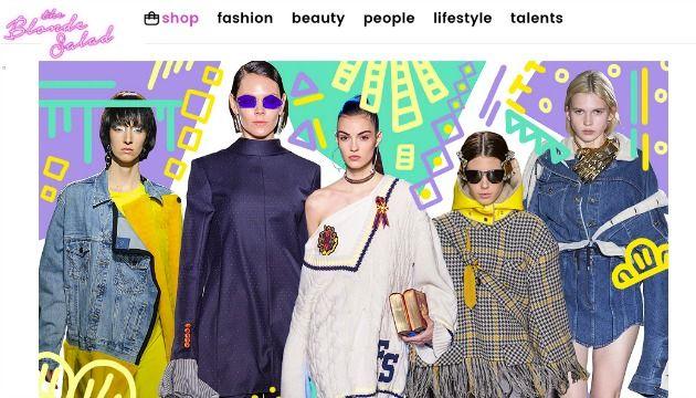 argomento fashion blogger