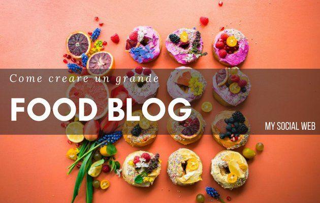 Come aprire un blog di cucina