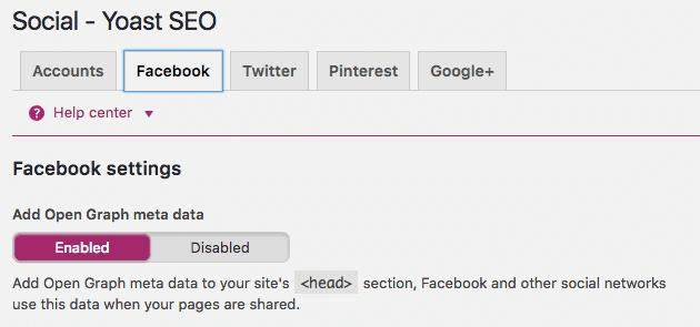 Aggiungere il tag author nella preview