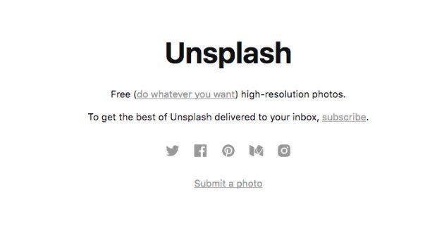 migliori siti per scaricare immagini gratis