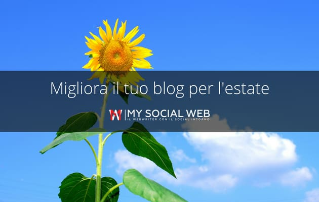 blog idee per estate