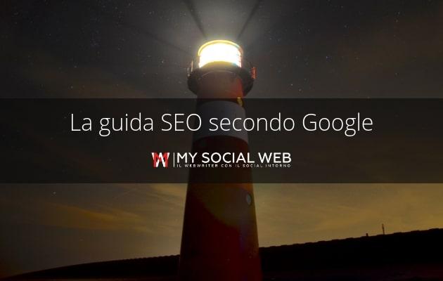 Guida SEO Google