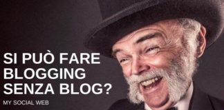 Chi e blogger