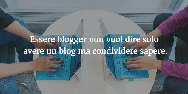 blogging senza blog
