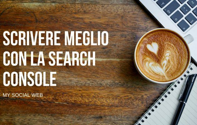 copywriting search console