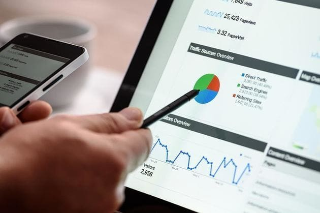 analisi seo: i grafici e i kpi