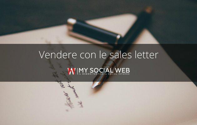 Come scrivere una sales letter