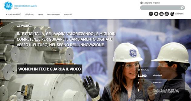 come creare sito web professionale