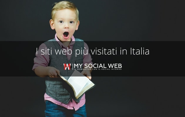 siti web più visitati in italia