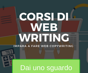 corso copywriting