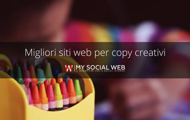 siti per copywriter