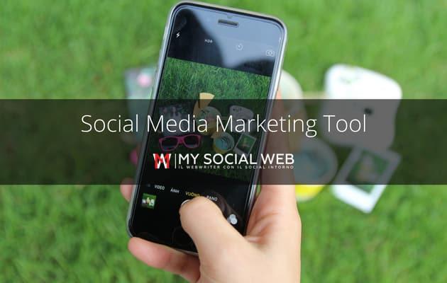 Strumenti per il social media marketing