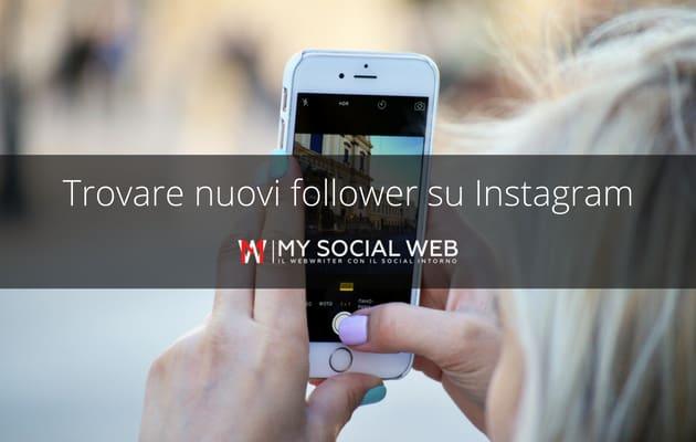 Come aumentare i seguaci su Instagram
