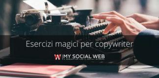 esercizi per copywriter che userai ogni giorno per scrivere meglio