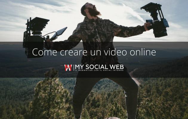 crea video con musica e foto
