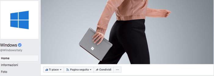 esempio cover facebook