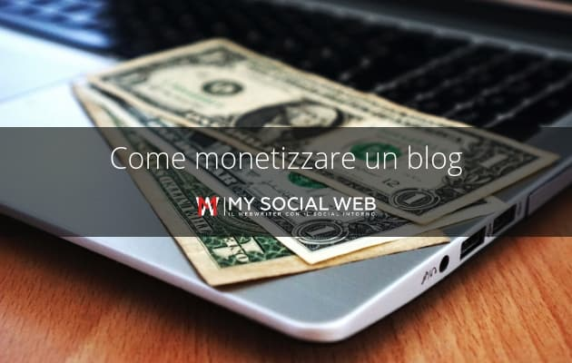 Monetizzare un blog WordPress