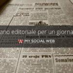Come creare un piano editoriale per un quotidiano online