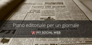 Come creare un piano editoriale per un quotidiano online