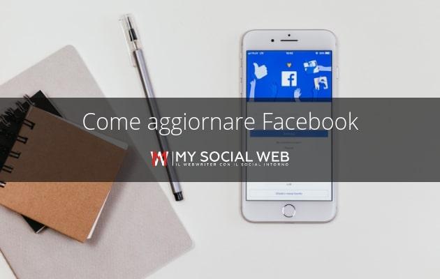 aggiornamento Facebook gratis
