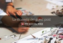 STRATEGIA DI GUEST BLOGGING