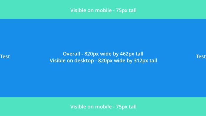 Adattamenti dimensioni copertina da mobile