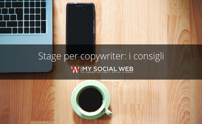 stage per copywriter