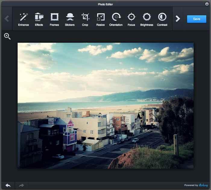 Aviary Photo Editor, migliorare le tue foto