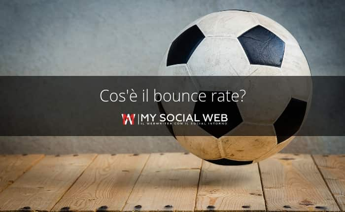 cos'è il bounce rate