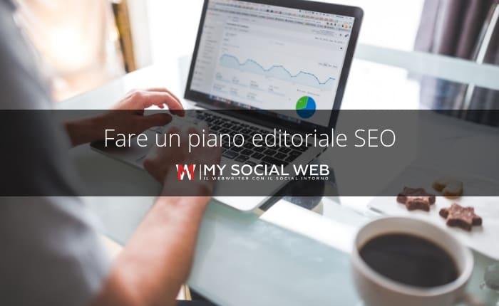 piano editoriale SEO