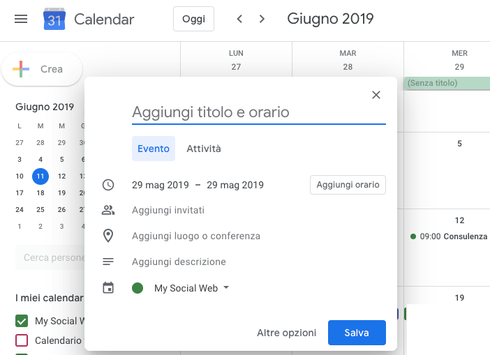 Calendario Condiviso Gmail.Google Calendar Cos E A Cosa Serve Come Funziona