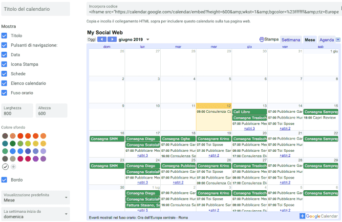 Inserire Calendario In Excel.Google Calendar Cos E A Cosa Serve Come Funziona