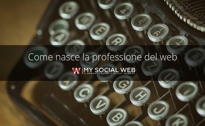 professione scrittore