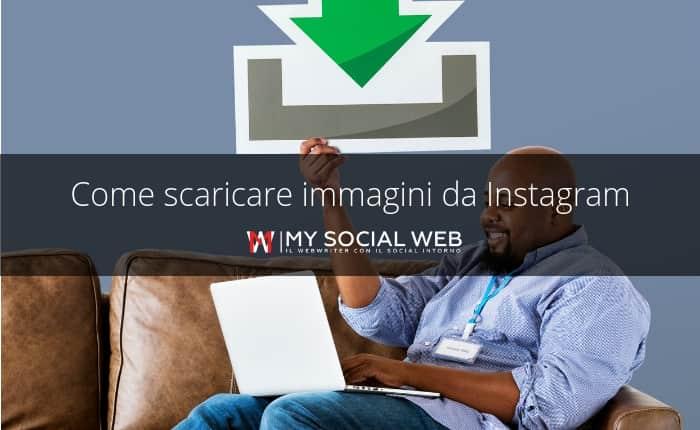 come scaricare foto Instagram