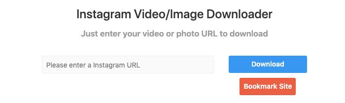 Come scaricare foto da Instagram a pc