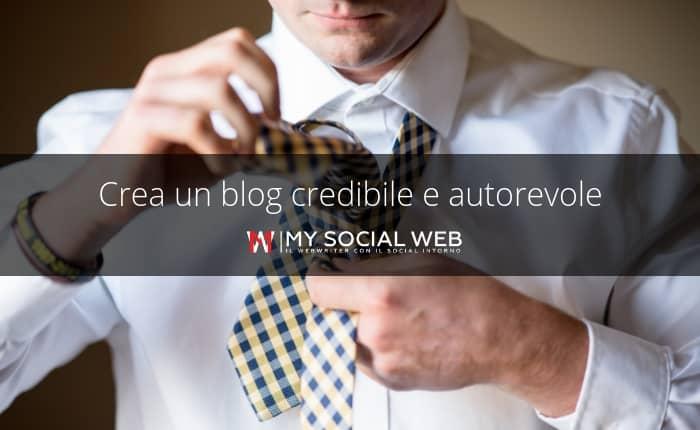 blog autorevole