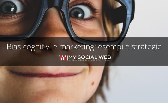 bias cognitivi e marketing