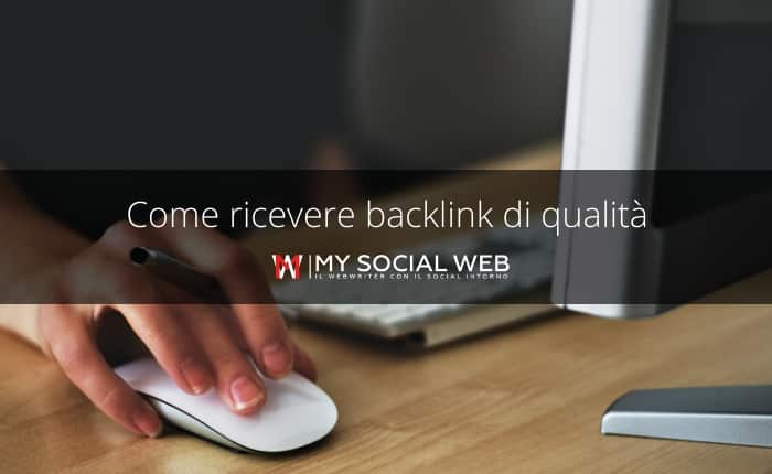 backlink di qualità