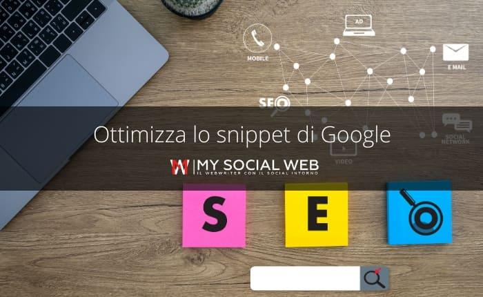 snippet di Google