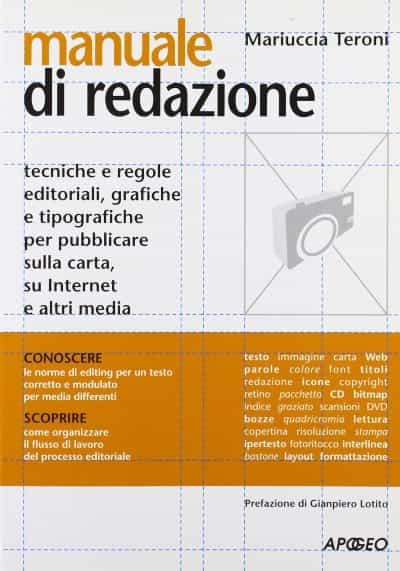 manuale di redazione