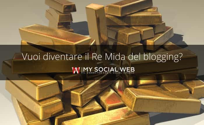 re mida del blogging