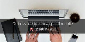 ottimizzare email per smartphone