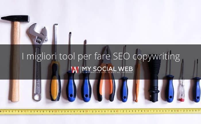 SEO tool per copywriter