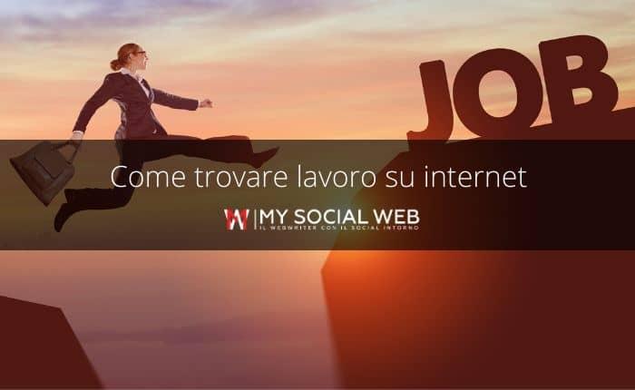 come trovare lavoro online a 50 anni
