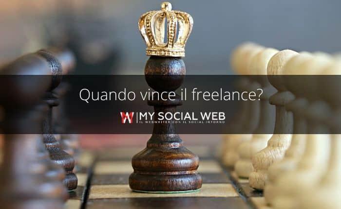 Freelance vincono