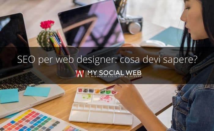 SEO per web designer