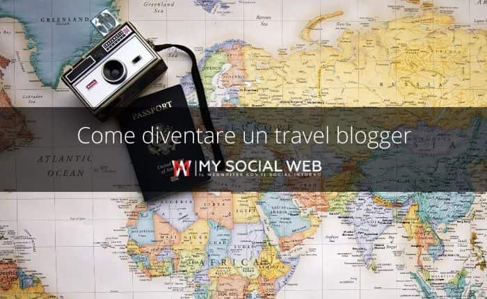 creare un blog di viaggi